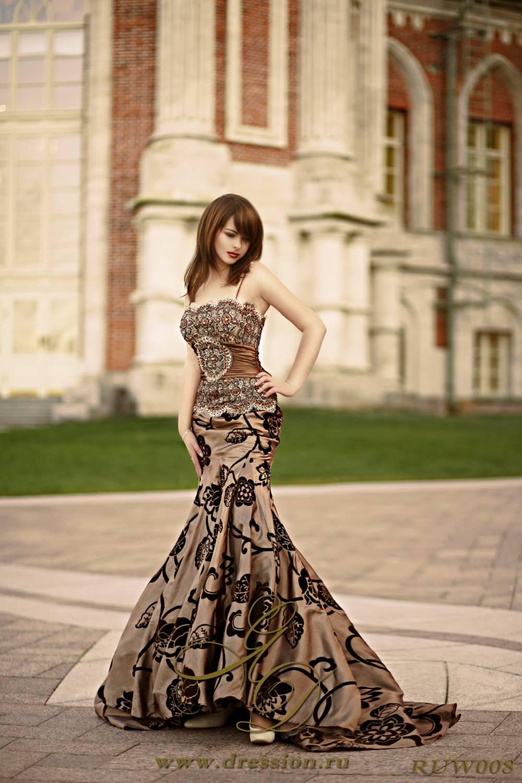 Фото вечерних платьев в контакте